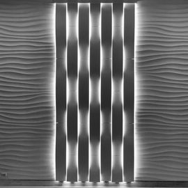 3D панель NIAGARA водопад LED [890х150х100]