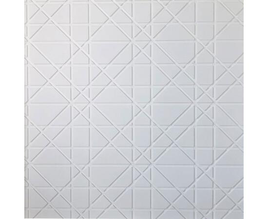 Гипсовая 3Д панель Led line, фото 14