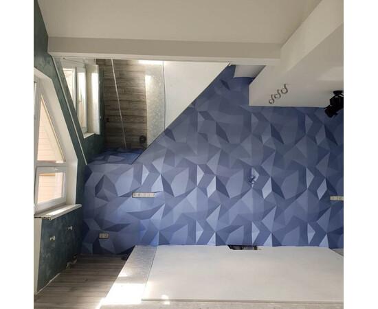 Гипсовая 3Д панель ICEBERG, фото 1