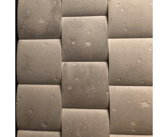 Бетонная 3Д панель БРАСЛЕТ, фото 1