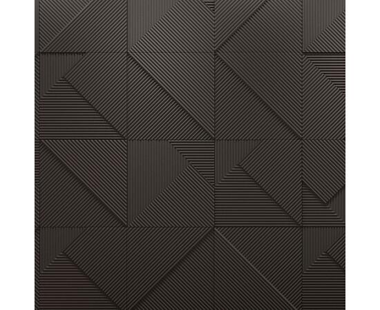 Гипсовая 3D панель Line Fields