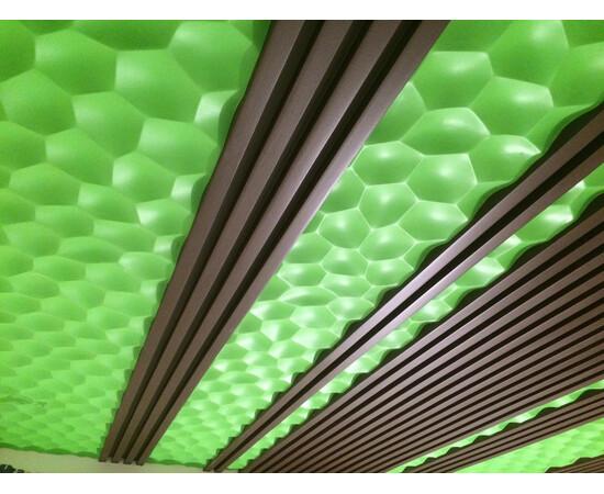Гипсовая 3Д панель LINE 35, фото 18