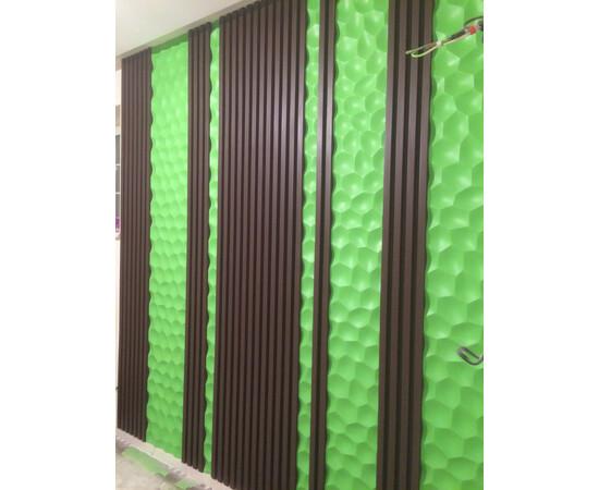 Гипсовая 3Д панель LINE 35, фото 17