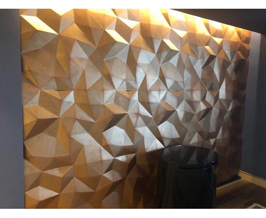 Гипсовая 3Д панель ICEBERG, фото 3
