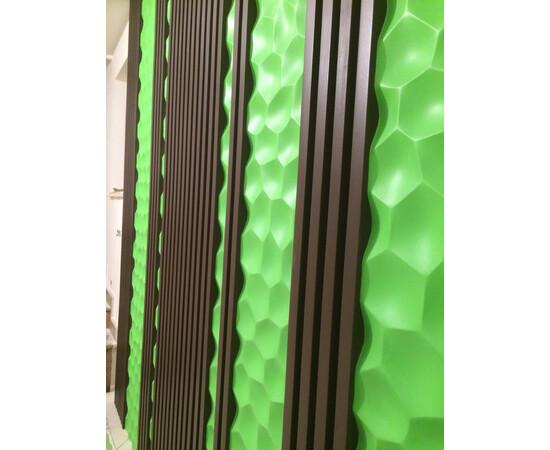 Гипсовая 3Д панель LINE 35, фото 19