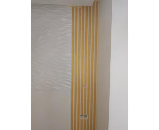 Гипсовая 3Д панель LINE 35, фото 12