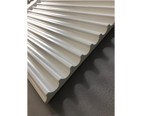 Гипсовая 3Д панель LINE 10, фото 7