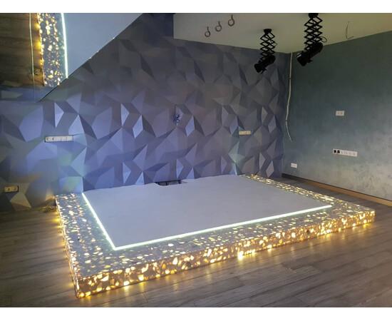 Гипсовая 3Д панель ICEBERG, фото 2