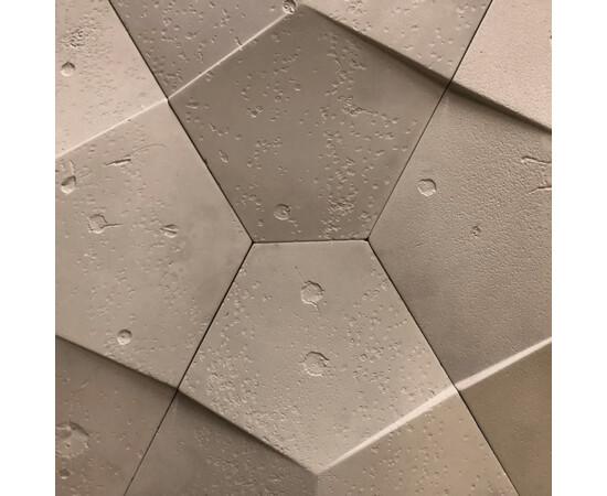Бетонная 3Д панель РОМБ, фото 2