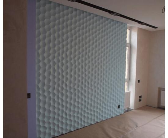 Гипсовая 3Д панель DECO 2, фото 9