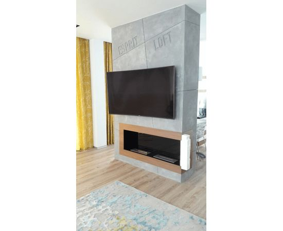 Бетонная панель Скошенный бетон, фото 22