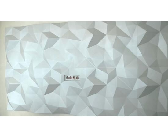 Гипсовая 3Д панель ICEBERG, фото 10