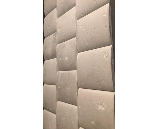 Бетонная 3Д панель БРАСЛЕТ, фото 2