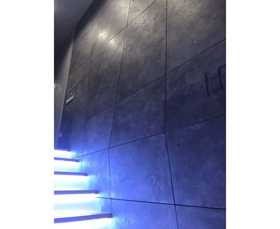 Бетонная панель Скошенный бетон, фото 8