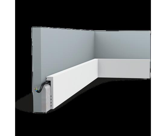 Накладной напольный плинтус Orac Decor SX171 Square